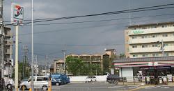 大阪方面、向日市南部・長岡京市からのアクセス①