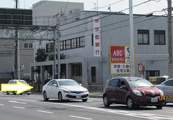 京都市中心部または向日市北部からのアクセス②