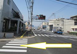 大阪方面、向日市南部・長岡京市からのアクセス②